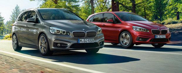 BMW va folosi in viitor doar 2 platforme, Mercedes se va limita la 4