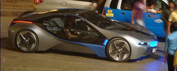 BMW Vision EfficientDynamics, misiune imposibila pe strazile din Mumbai