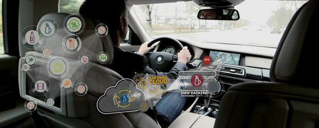BMW vrea sa aduca reclamele si in masina ta. Cum ti se pare ideea?