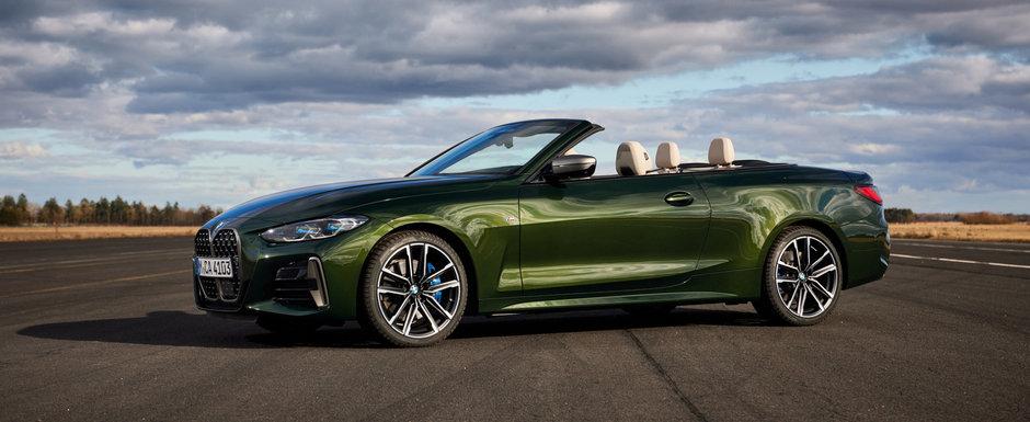 BMW vrea sa te faca sa uiti de Audi A5 si Mercedes C-Class si publica peste 100 de imagini proaspete ale noului Seria 4