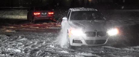 BMW vs. Audi: ce masina 4x4 castiga in lupta pe zapada?