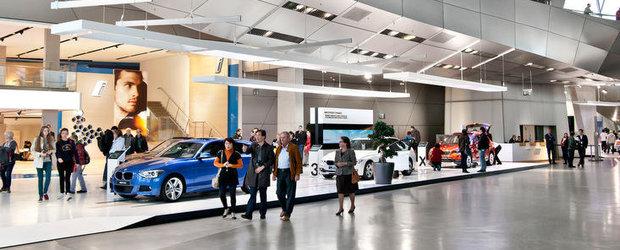 BMW Welt celebreaza cinci ani de existenta cu o expozitie de exceptie