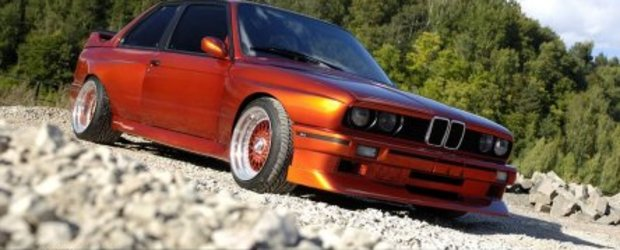 BMW Wide Bodied M3 E30-M5 Power