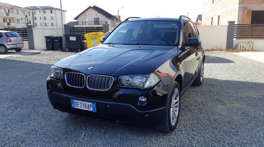 BMW X-DRIVE FACE-LIFT 3.0 D AN FAB.2007 E4 X-DRIVE FACE-LIFT E 4 2007 2007