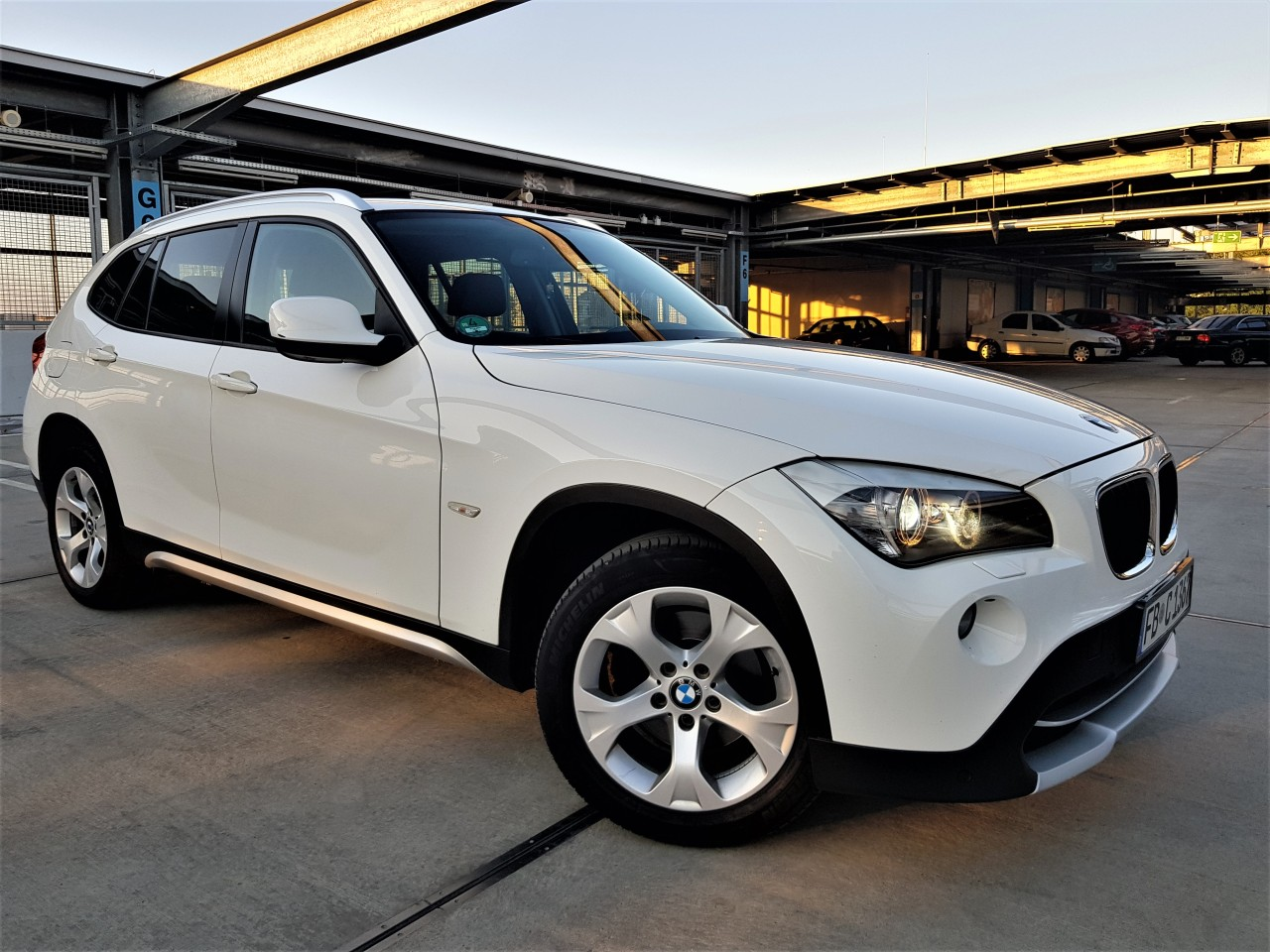 BMW X1 1995 2011