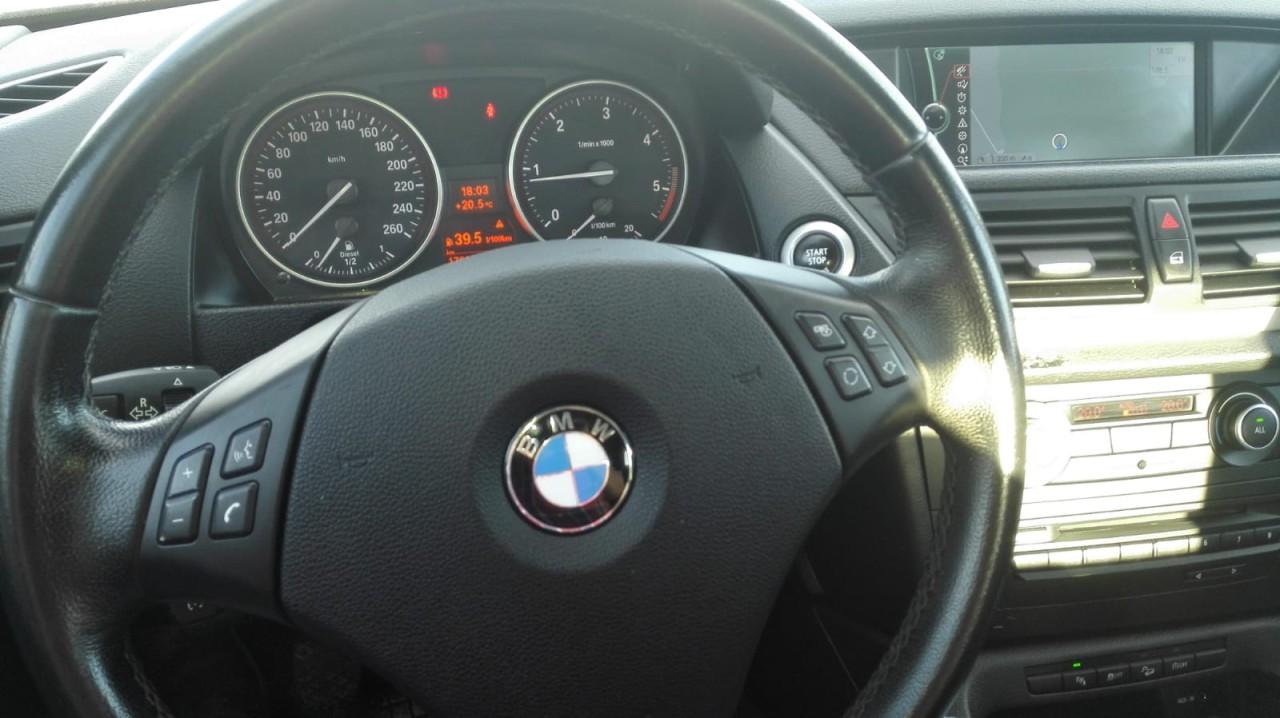 BMW X1 2.0TDi X-Drive, avans 10%, rate 1-5 ani 2011