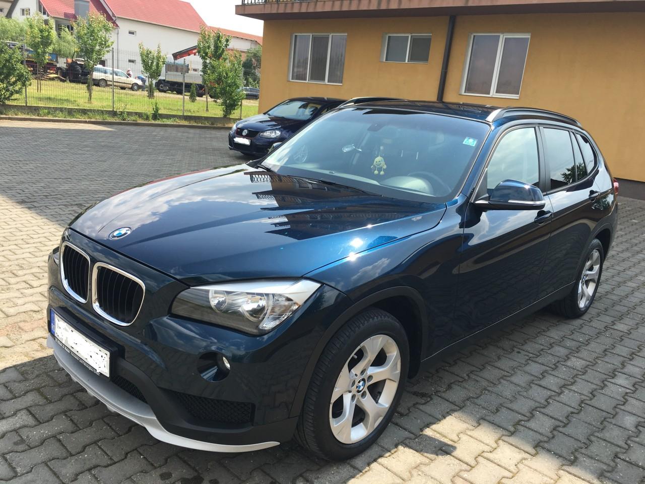 BMW X1 2. tdi 2014