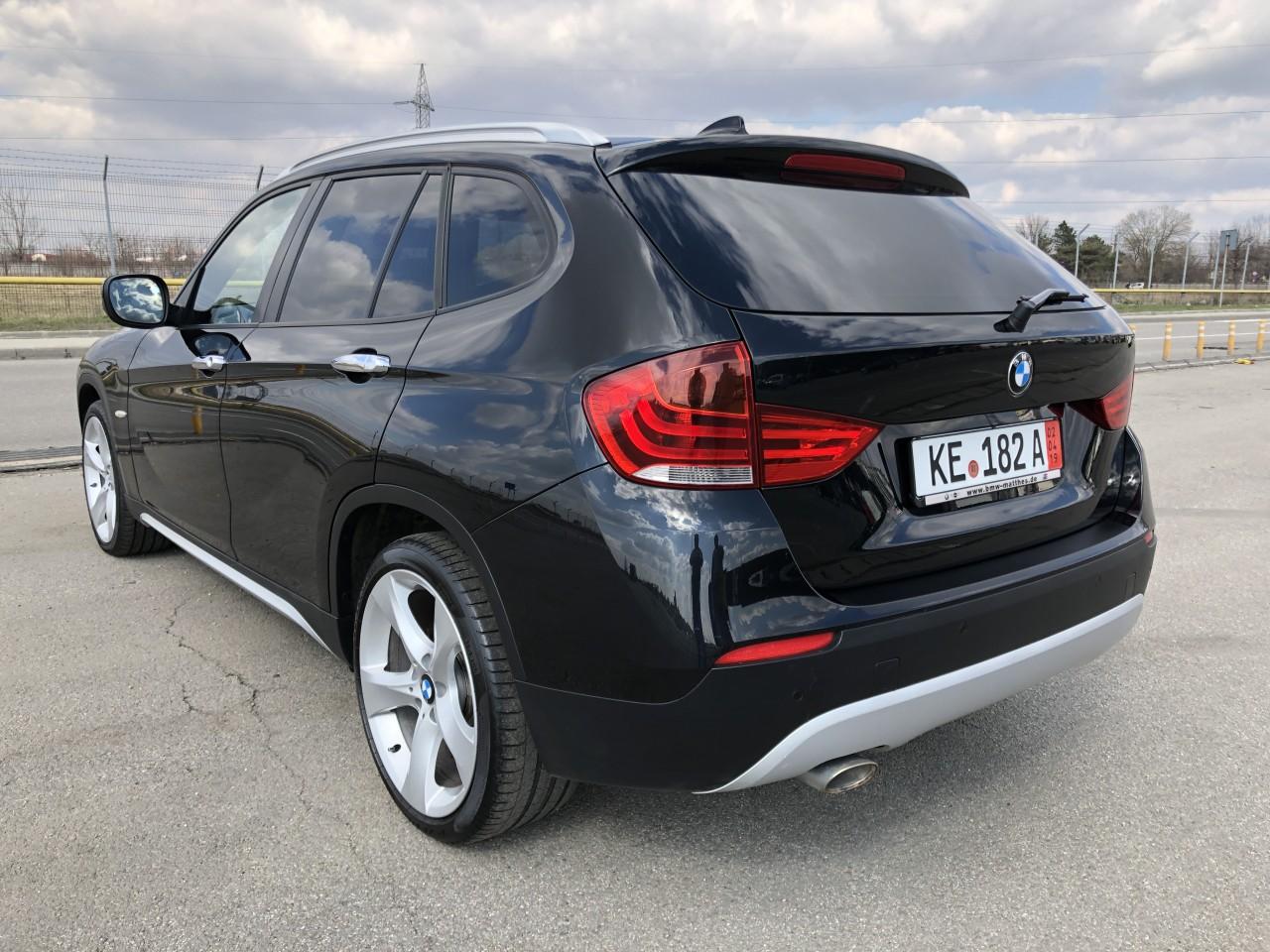 BMW X1 BMW X1 2.0d xDrive 177Cp XLine Automata / Navigatie / Bi-xenon / Piele / Pilot / PDC fata+spate / Bluetooth / etc..MASINA ARE RAR EFECTUAT,ITP 2021 si CARTE DE ROMANIA!!! 2010