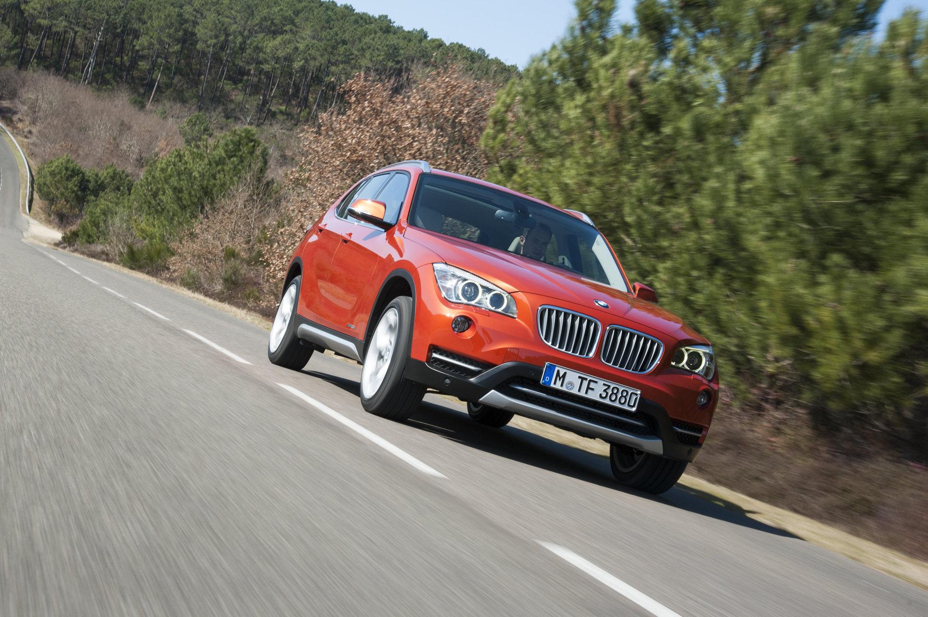 BMW X1 Facelift - Galerie Foto - BMW X1 Facelift - Galerie Foto