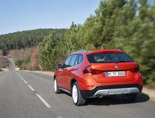 BMW X1 Facelift - Galerie Foto
