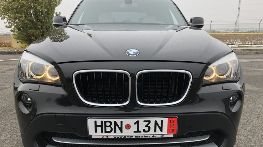 BMW X1 X1 2.0d xDrive 177Cp XLine Automata / Navigatie / Bi-xenon / Piele / Pilot / PDC fata+spate / Bluetooth / etc... RECENT ADUSA DIN GERMANIA!!! 2010