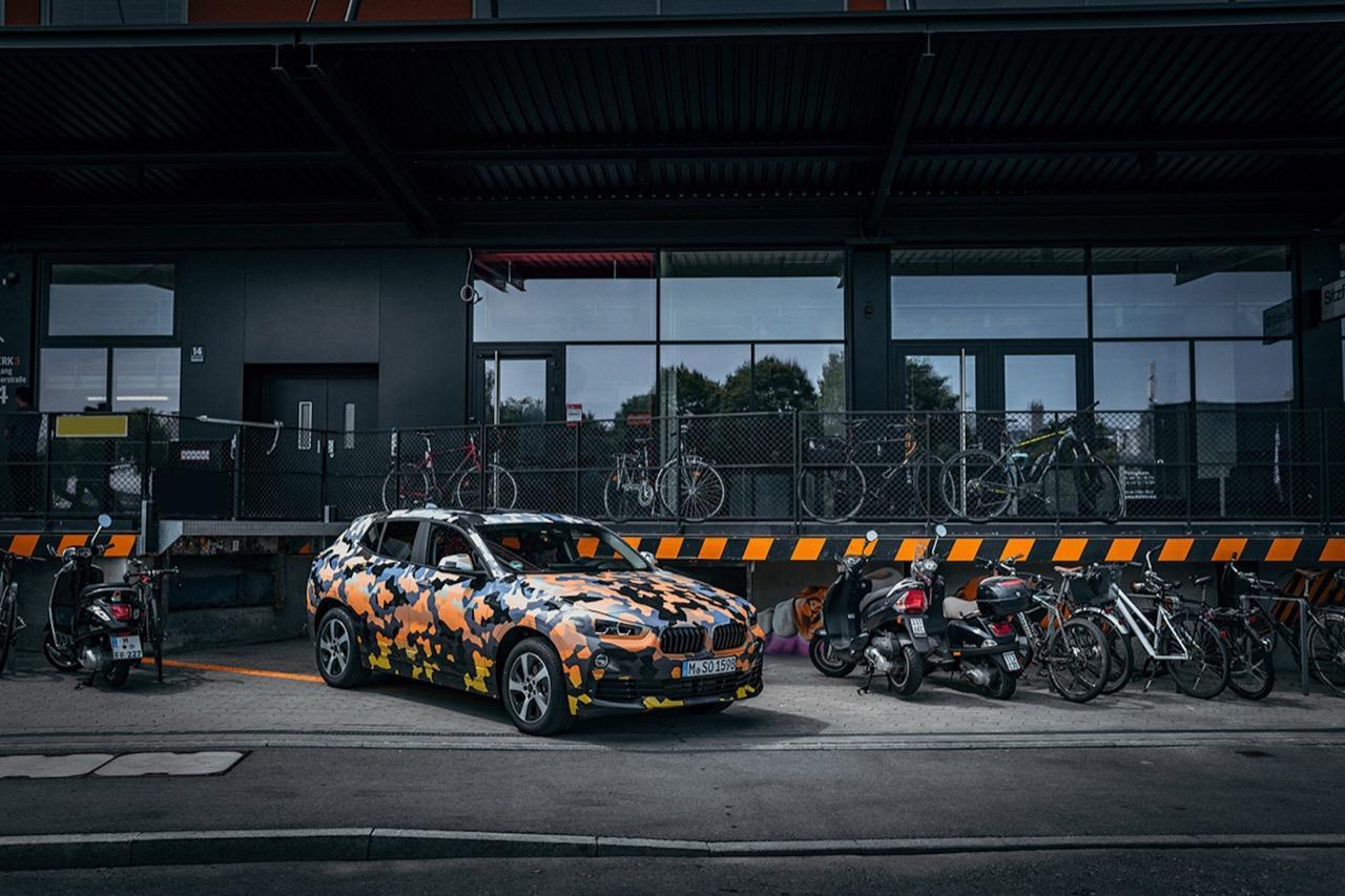 BMW X2 - Primele poze - BMW X2 - Primele poze