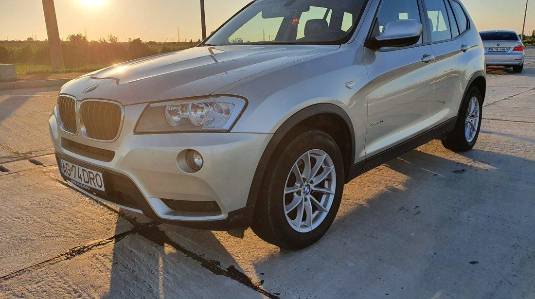 BMW X3 184 cai,automat 2012