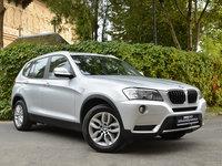 BMW X3 2.0 2012
