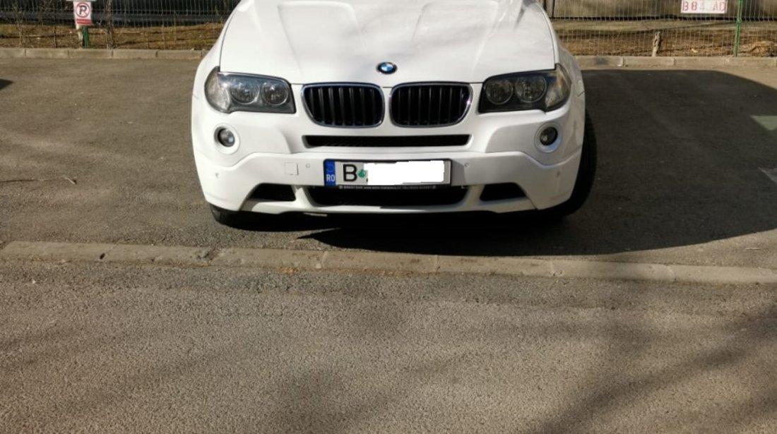 BMW X3 2.0 d 2008