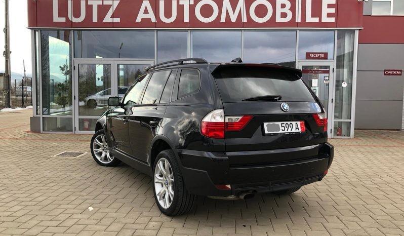 BMW X3 2.0 diesel 2008