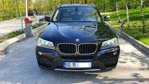 BMW X3 2.0 TDI 184 cp x-drive trapa panoramica, fa...