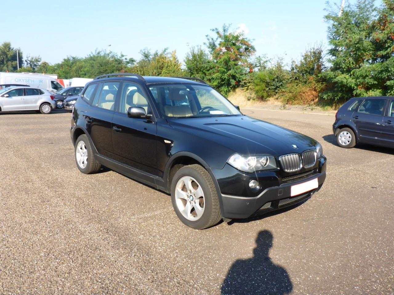 BMW X3 2.0d 2009