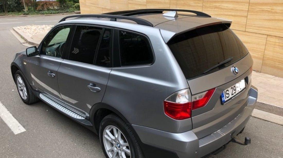 BMW X3 2.0diesel 2008