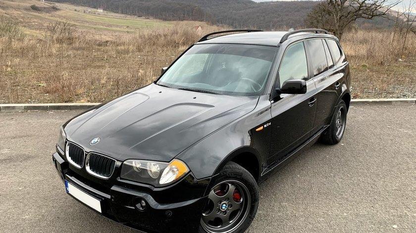 BMW X3 20d Xdrive 2005