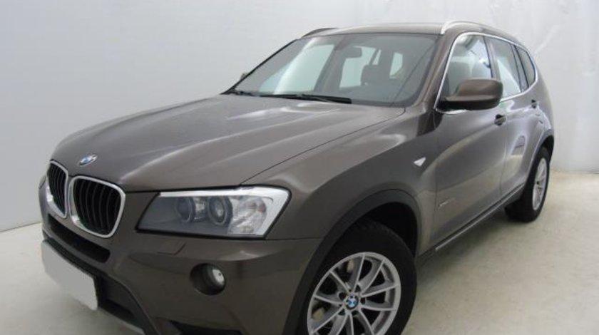 BMW X3 20d xDrive automatic 8+1 Start&Stop - 1.995 cc / 184 CP 2013