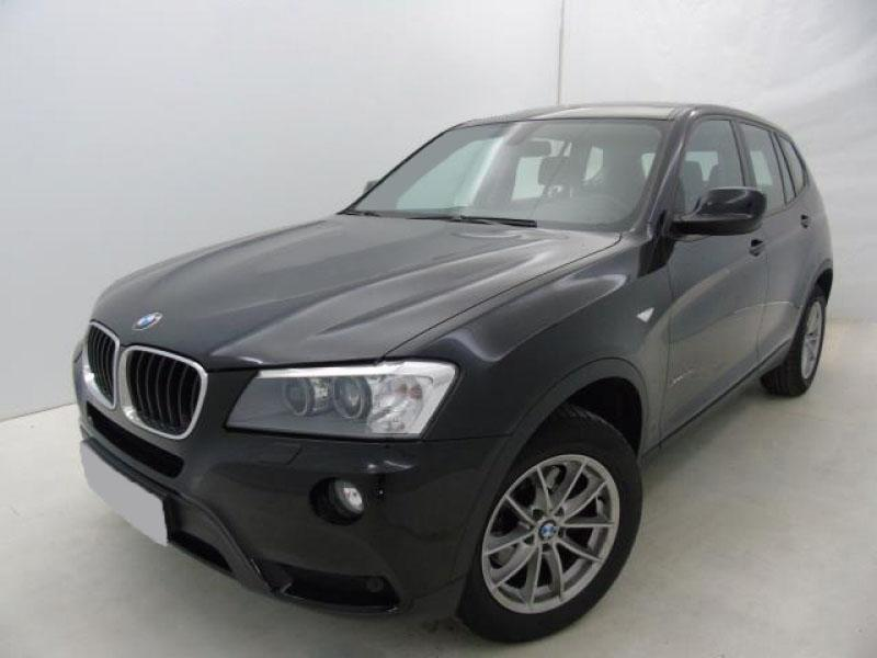 BMW X3 20d xDrive Automatic Start/Stop - 1.995 cc / 184 CP 2012