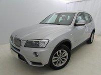 BMW X3 30d xDrive automatic 8+1 Start&Stop - 2.993 cc / 258 CP 2013