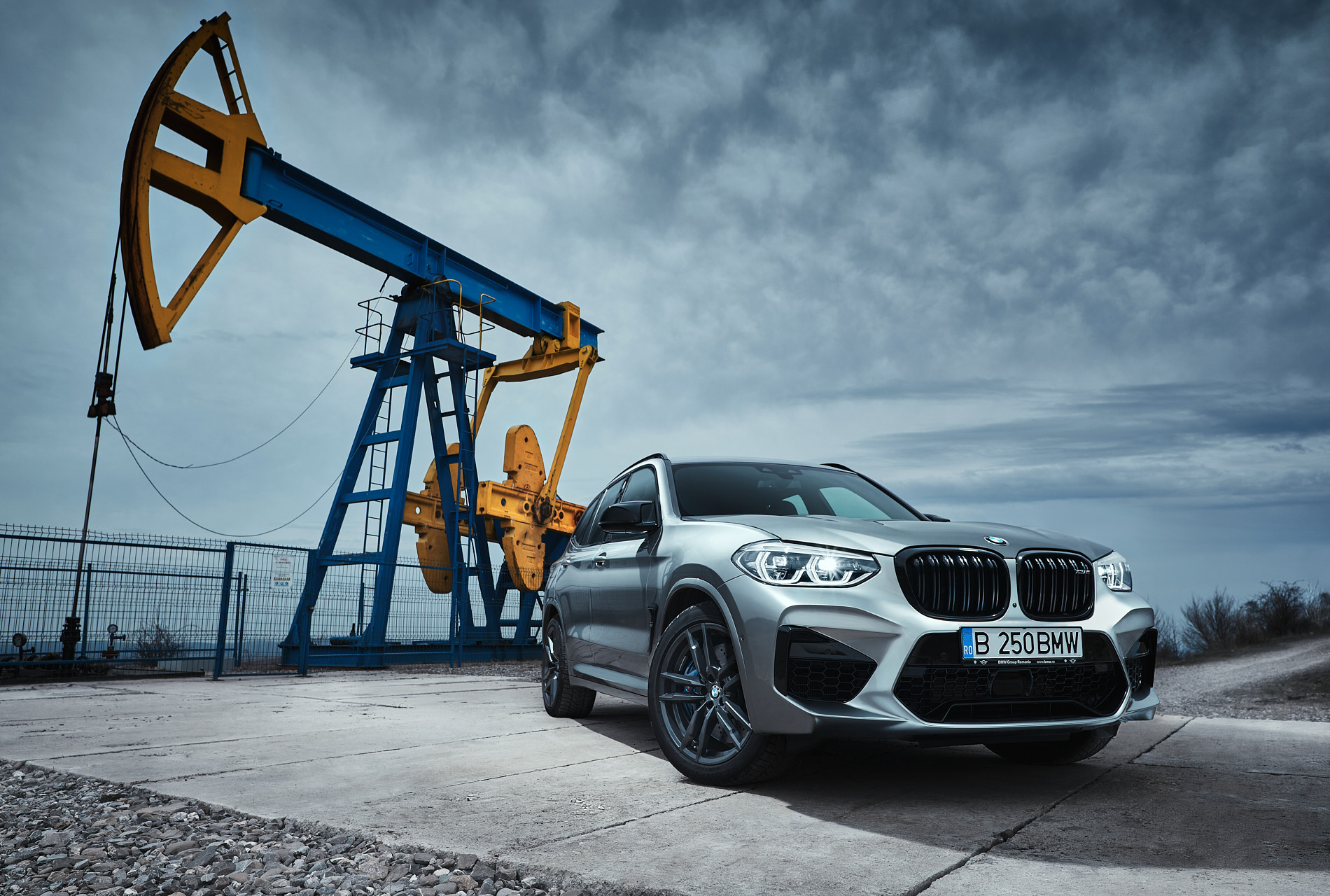 BMW X3 M Competition - BMW X3 M Competition