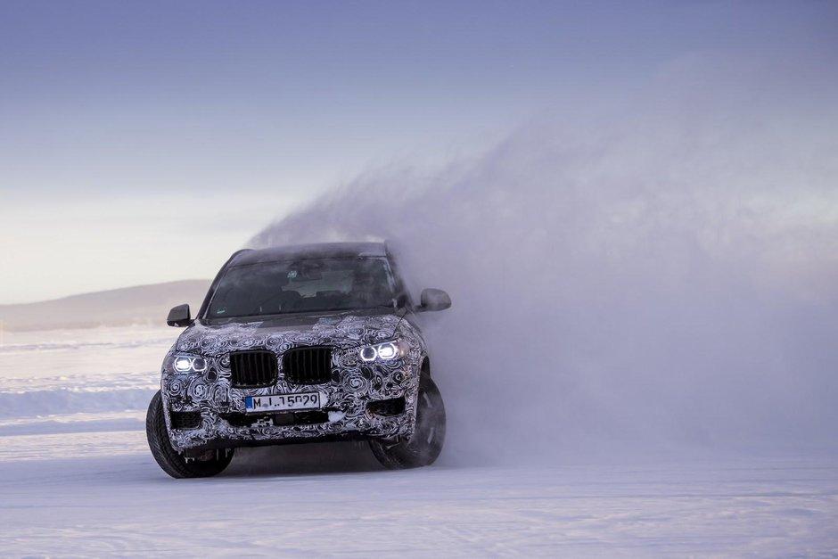 BMW X3 - Poze Spion