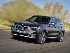 BMW X3 si X3 M Facelift