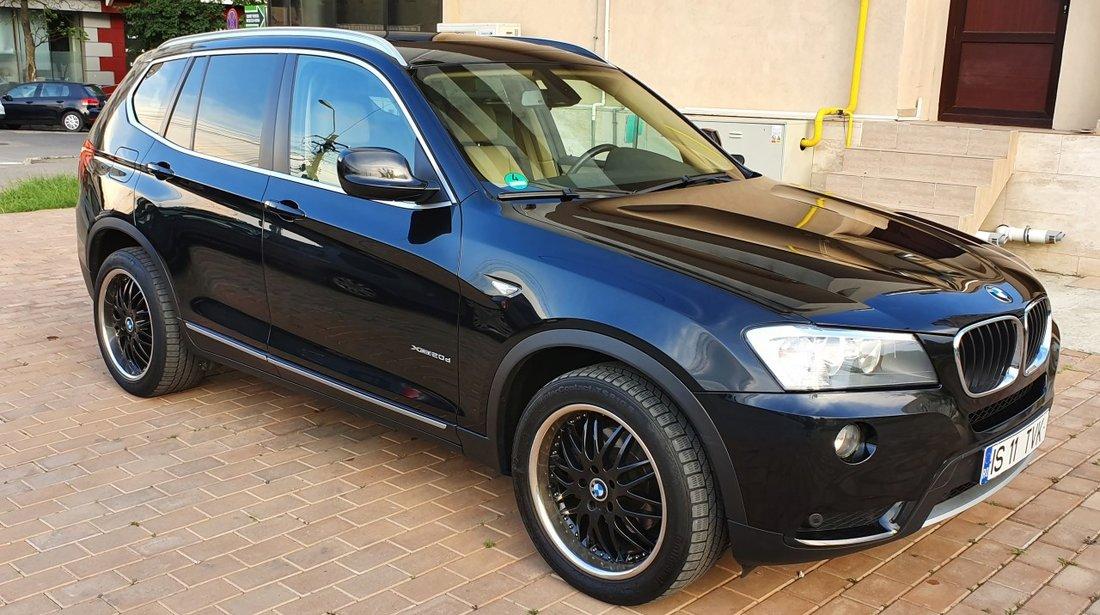 BMW X3 ( x-drive ) .2.0 TDI 184 cp an fab. 2011