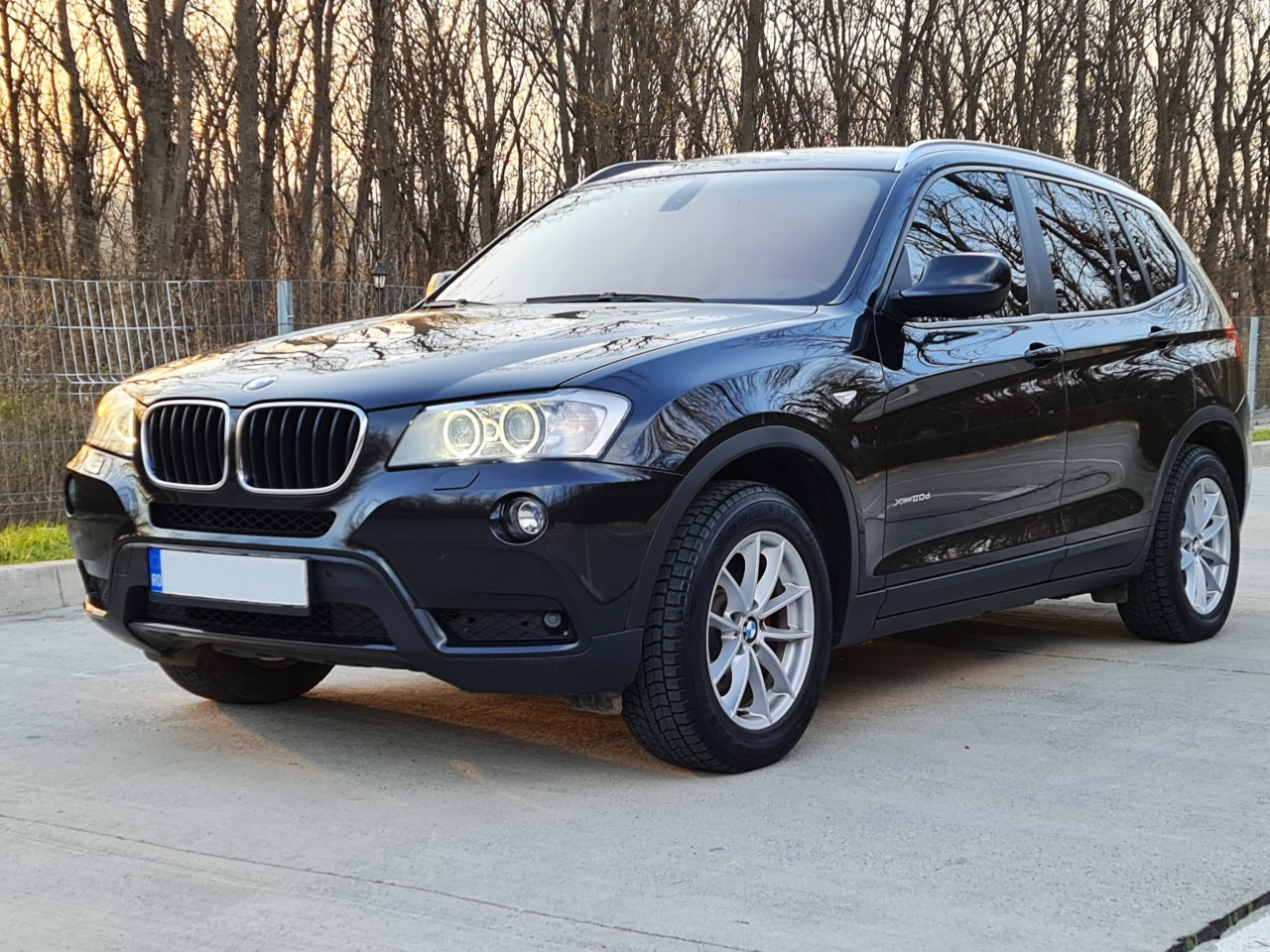 BMW X3 x-drive 2.0 TDI 184 CP full options an fab. 2011