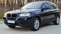 BMW X3 x-drive 2.0 TDI 184 CP full options an fab....