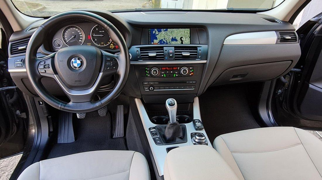 BMW X3 x-drive 2.0 TDI full options fab. 2011