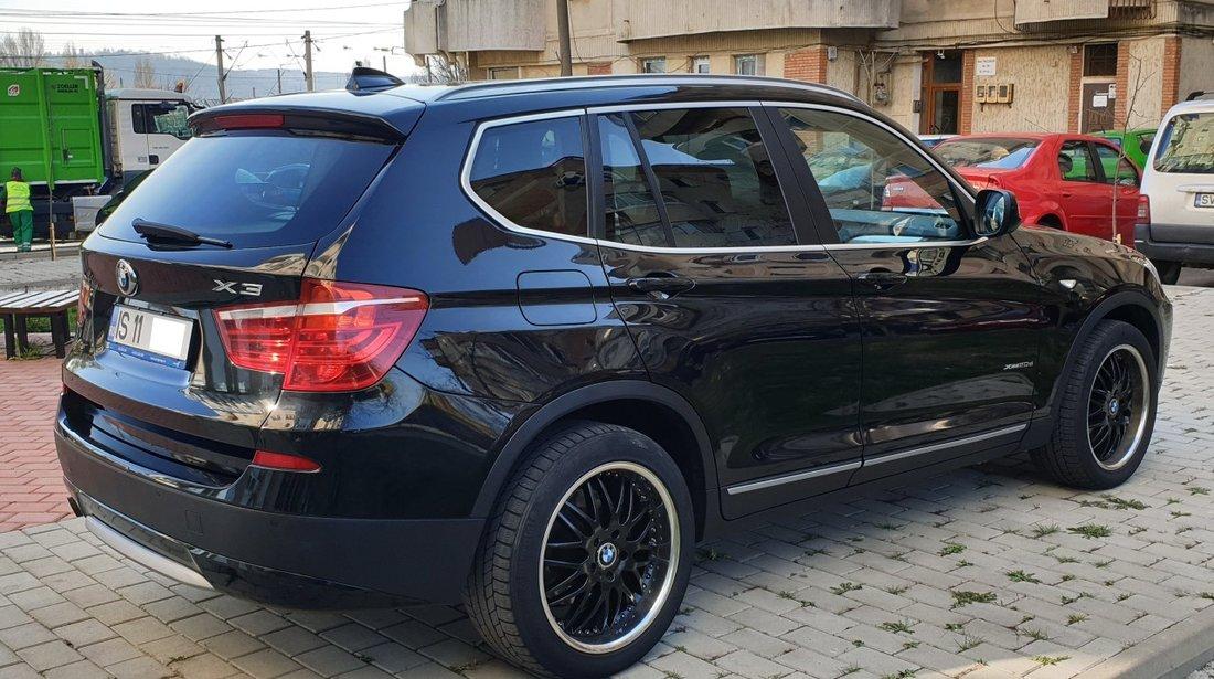 BMW X3 x-drive ,2.0 TDI unic proprietar, an fab. 2011