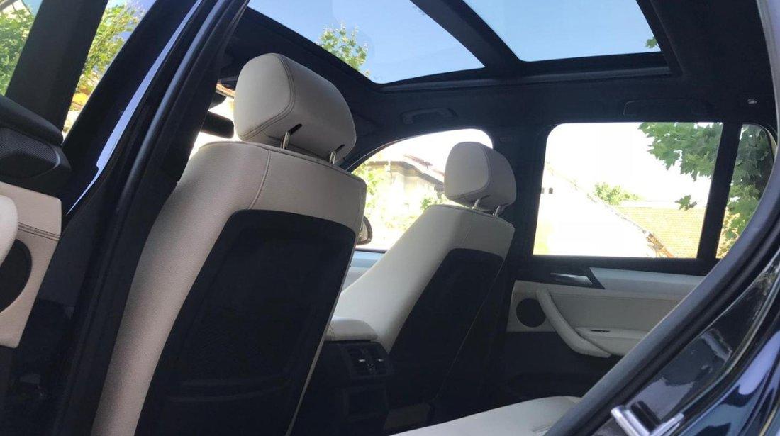 BMW X3 xDrive20d 2017