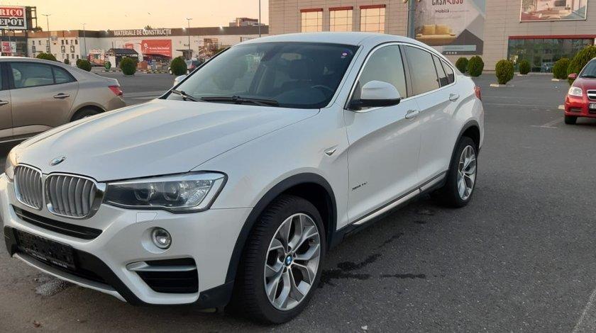 BMW X4 2.0 diesel 2016
