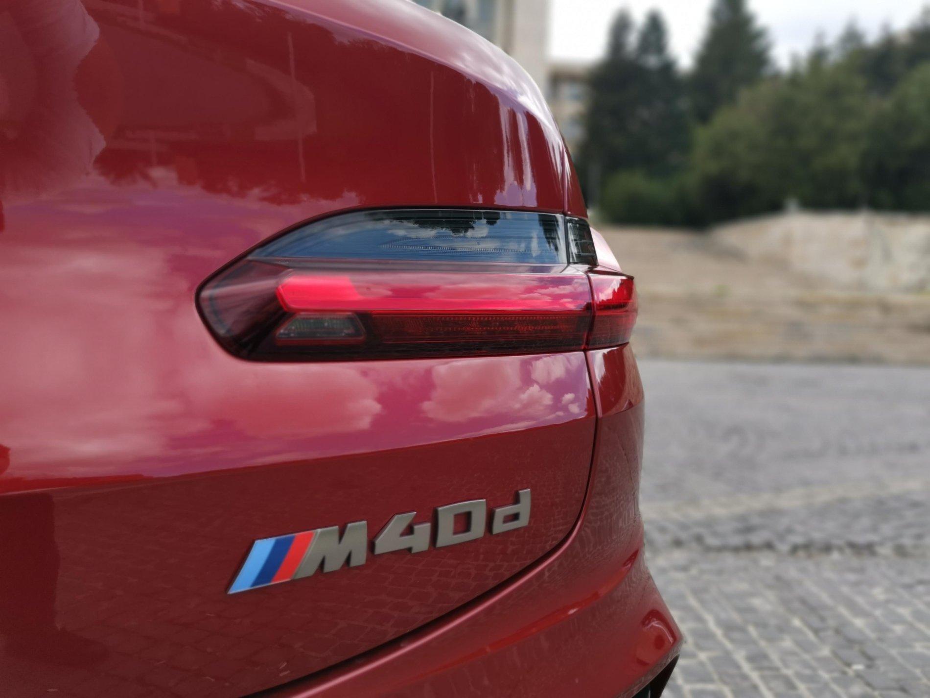 BMW X4 M40d - BMW X4 M40d