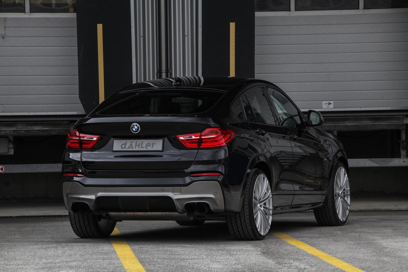 BMW X4 M40i by Dahler - BMW X4 M40i by Dahler