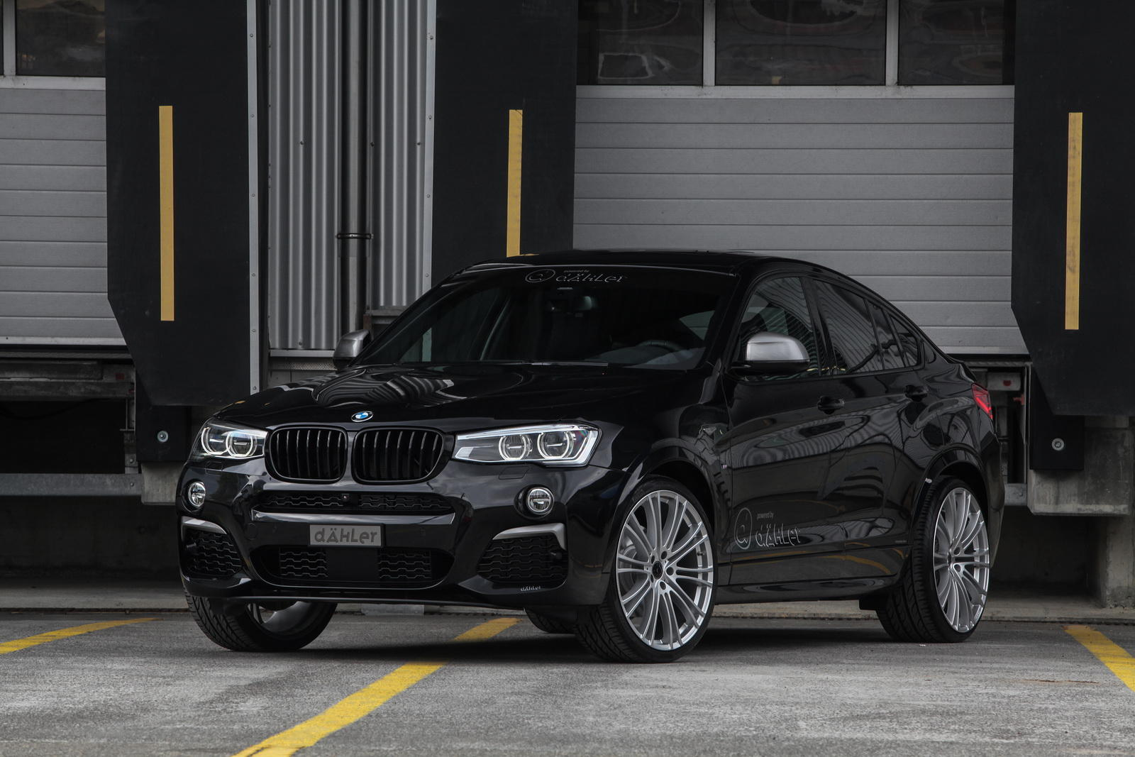 BMW X4 M40i by Dahler - BMW X4 M40i by Dahler