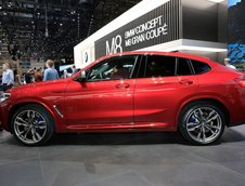 BMW X4 - Poze de la Geneva