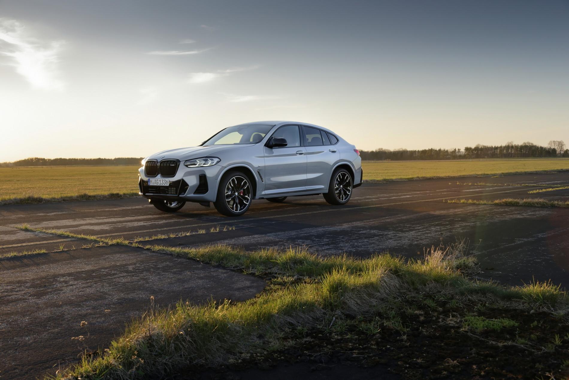 BMW X4 si X4 M Facelift - BMW X4 si X4 M Facelift