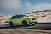 BMW X4 si X4 M Facelift