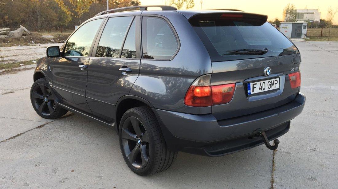 BMW X5 3.0 Diesel 2003