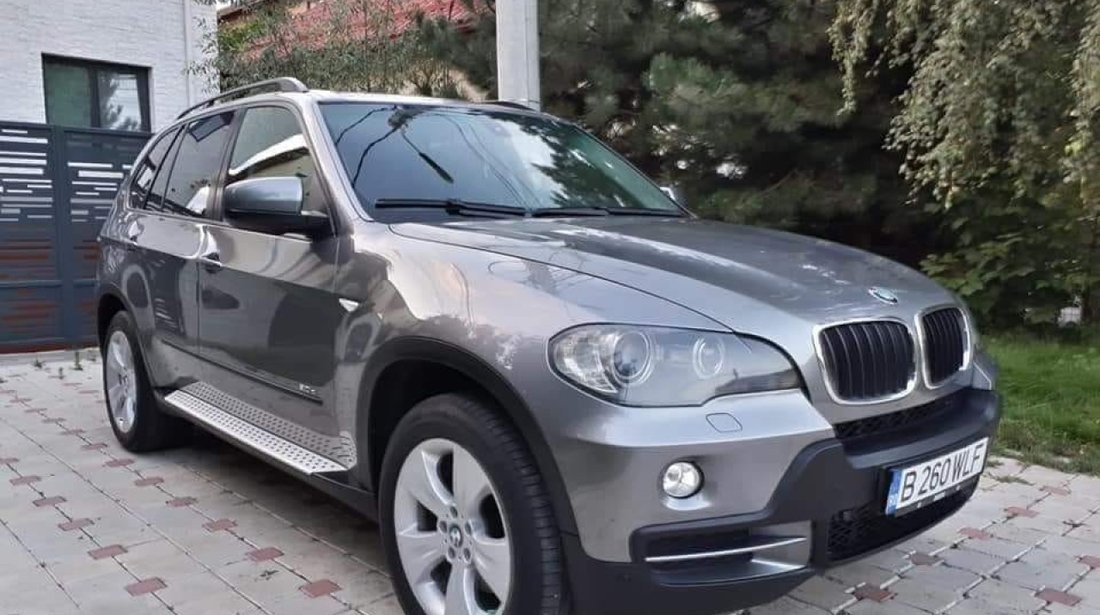 BMW X5 3.0D 2008
