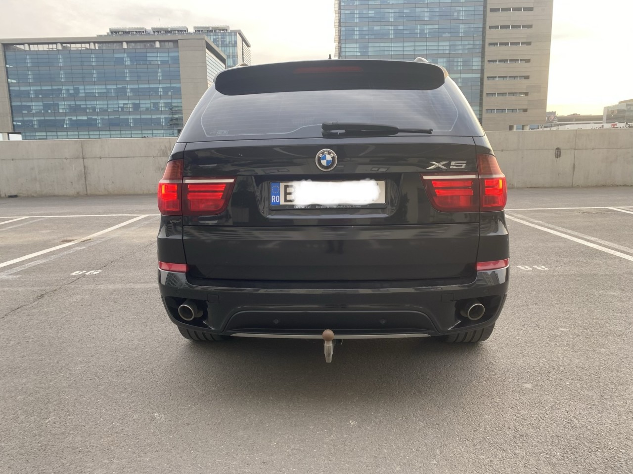 BMW X5 3.0D 2011