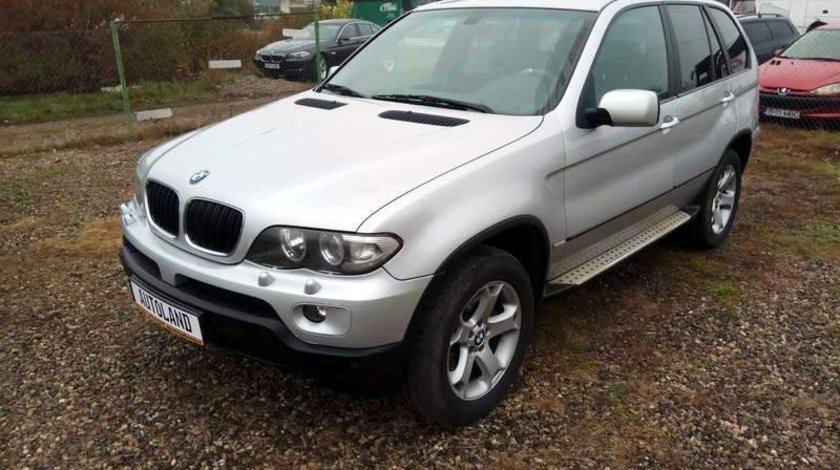 BMW X5 3.0TDi 4x4, rata 166eur, avans 0 2006