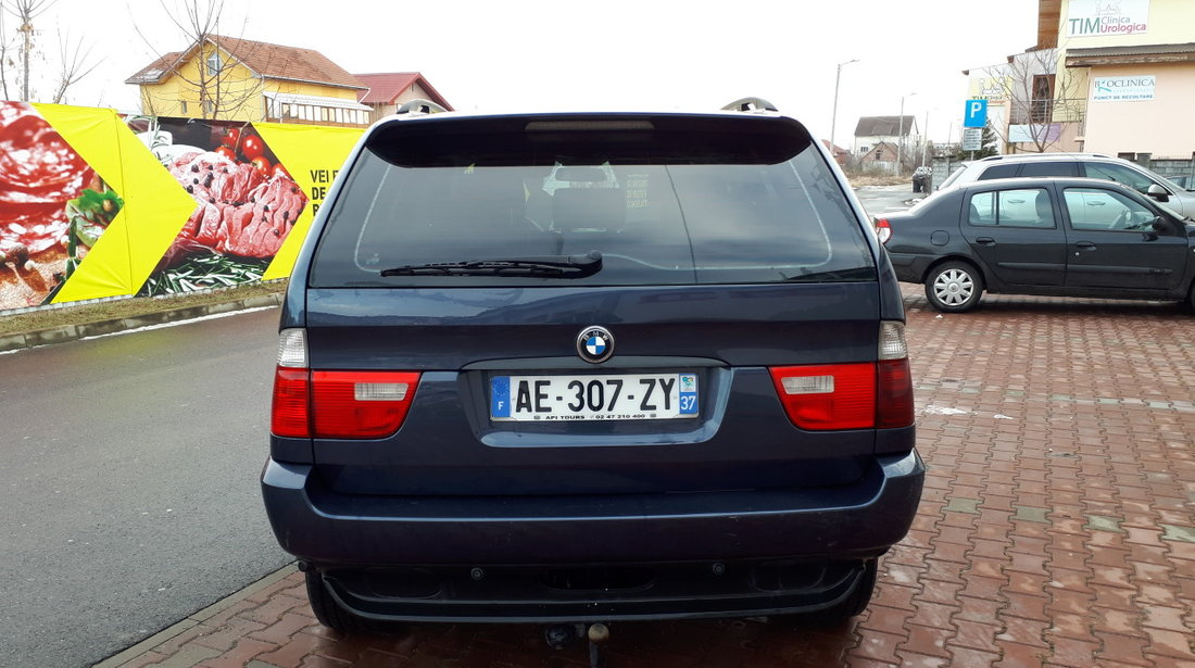 BMW X5 4X4 FULL OPTION 2006