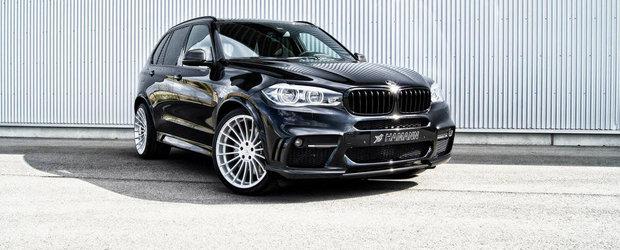 BMW X5 by Hamann: Modificari estetice, cresteri de putere, plus alte bunatati