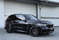 BMW X5 de la Dahler